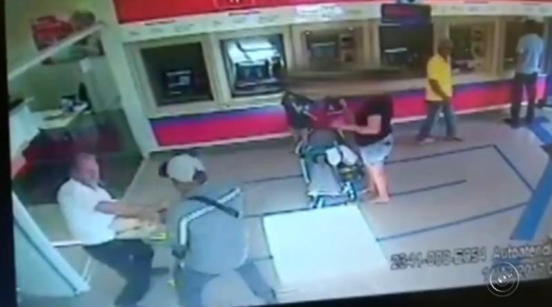 Tarumã tem dois assaltos com criminosos armados no mesmo dia
