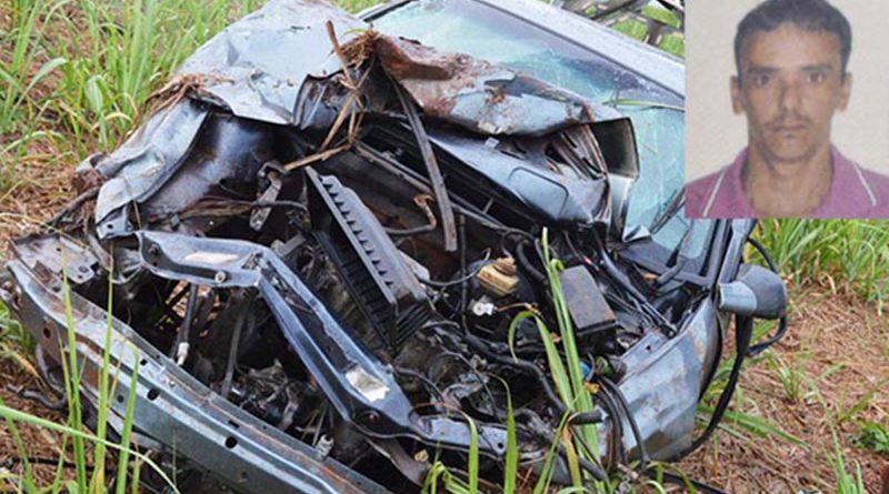 Motorista morre após perder controle da direção de veículo em Maracaí